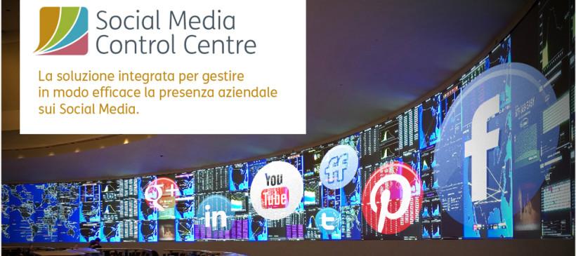 Social Media Control Centre: la soluzione per la gestione integrata dei Social Media