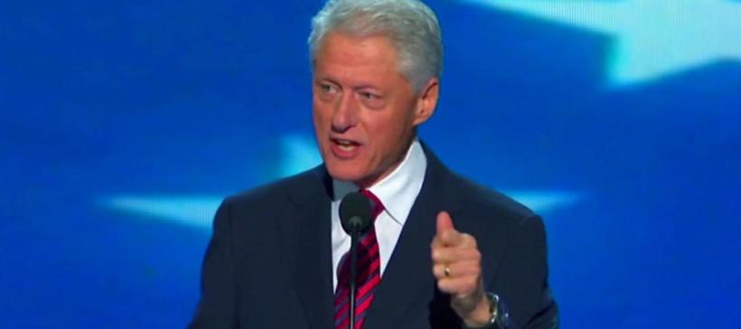 9 lezioni dal discorso di Clinton